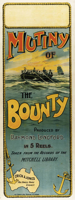 Daybill mutiny of the bounty