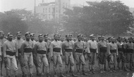 54049 french soldiers in sydney image